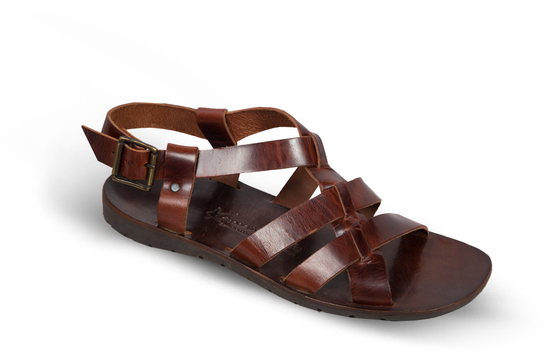 2e11f8036b3a Men s leather Greek sandals from 100% genuine leather - Features World