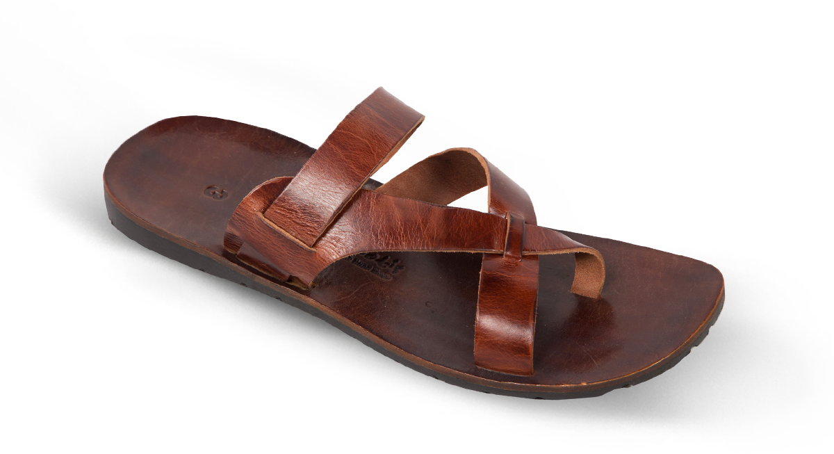 f5e0272ff31 Men s leather Greek sandals from 100% genuine leather - Features World