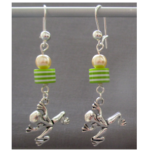 featuresworld-earrings-czech-acrylic-beads-silver-plated-hook-012