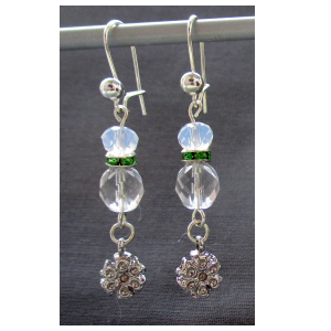 featuresworld-earrings-czech-beads-swarowski-crystals-silver-plated-hook-001a