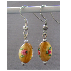featuresworld-earrings-handmade-czech-beads-silver-plated-hook-005