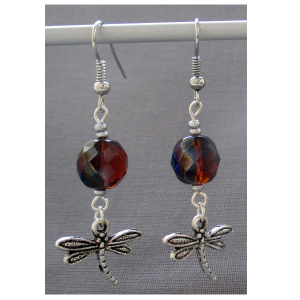 featuresworld-earrings-preciosa-beads-silver-plated-hook-011